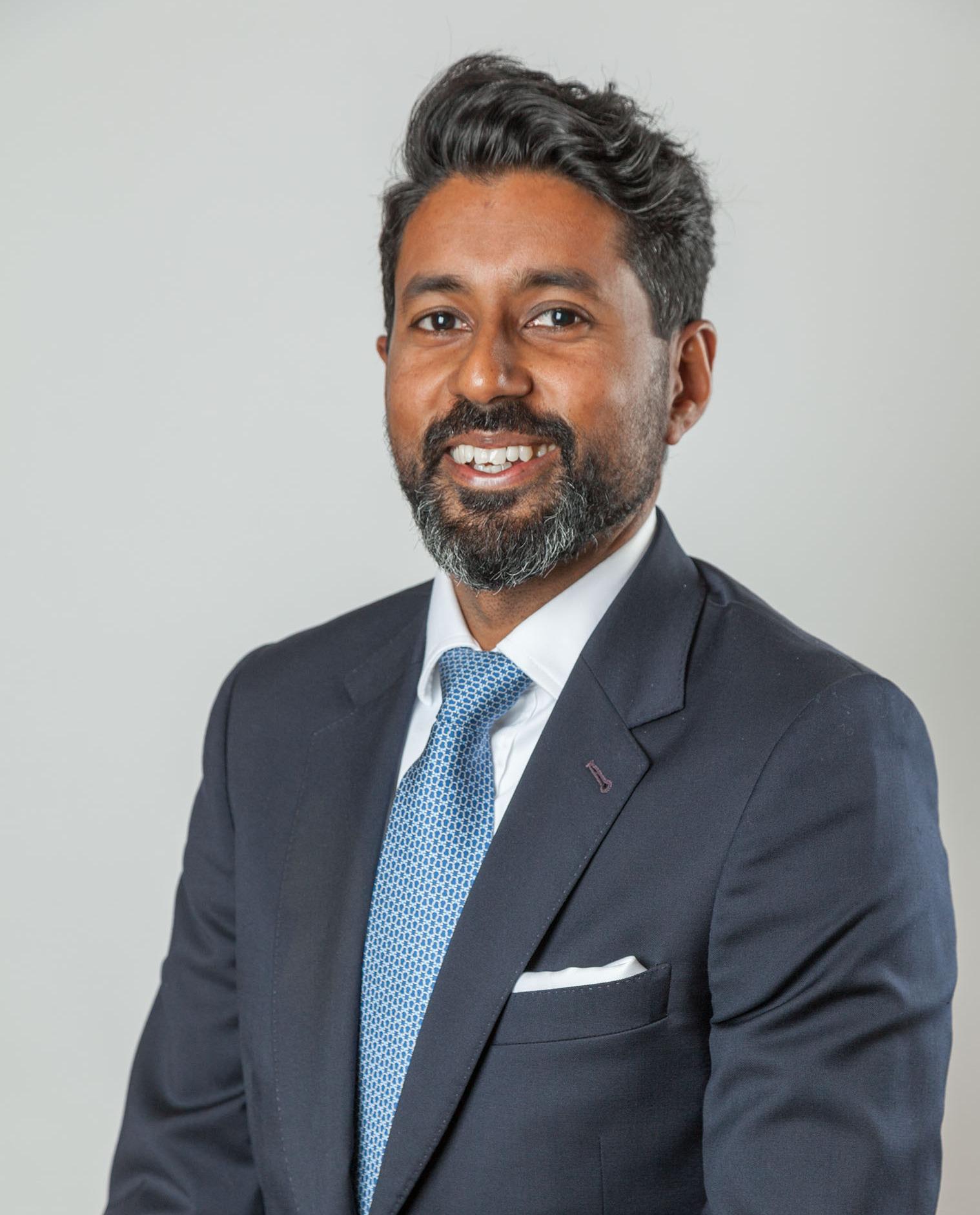 Mr Shankar Thiagarajah