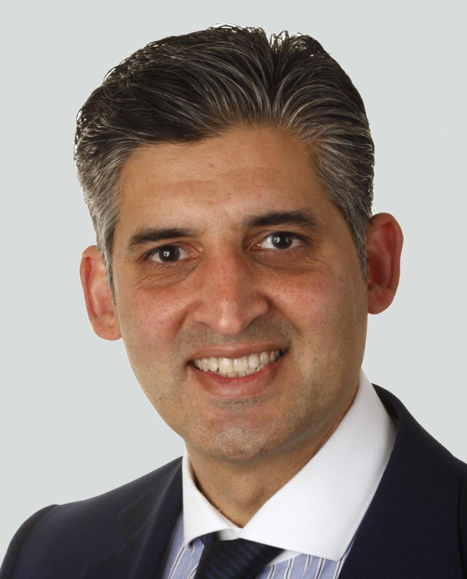 Mr Omar Hussain