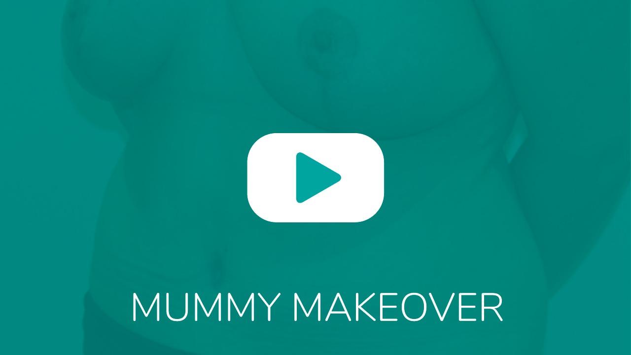 Mummy Makeover overlay
